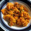pumpkin sabzi is ready