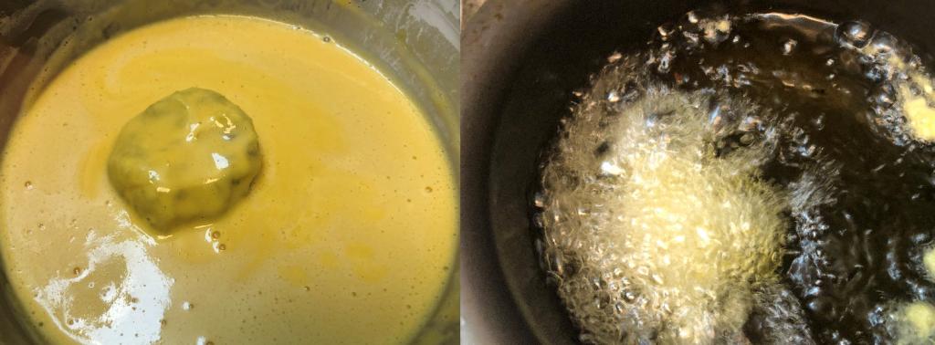 Deep Fry Vadas in Oil