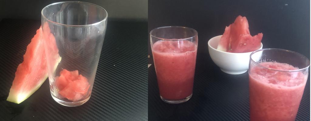Watermelon Juice Is Ready